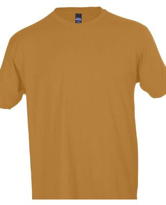 0202TC Tultex Unisex Tee with a Tear-Away Tag  Ginger