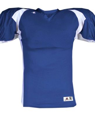 4147 Badger Adult Drive Performance Tee with Contrast Panels Catalog
