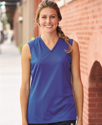 4163 Badger Ladies' Sleeveless Tee Catalog