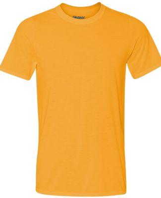 42000 Gildan Adult Core Performance T-Shirt  GOLD