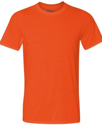 42000 Gildan Adult Core Performance T-Shirt  ORANGE