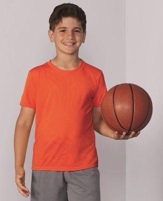 42000B Gildan Youth Core Performance T-Shirt Catalog