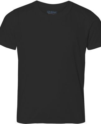 42000B Gildan Youth Core Performance T-Shirt BLACK