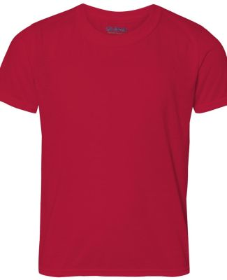 42000B Gildan Youth Core Performance T-Shirt RED