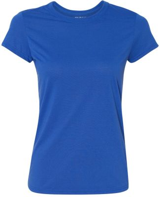 42000L Gildan Ladies' Core Performance T-Shirt ROYAL