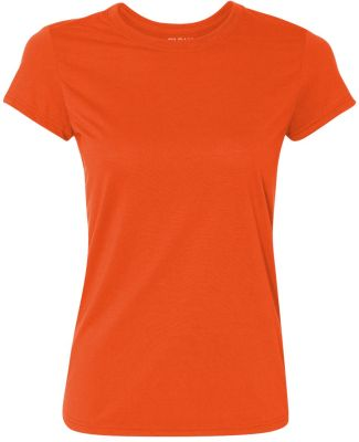 42000L Gildan Ladies' Core Performance T-Shirt ORANGE