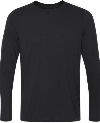 42400 Gildan Adult Core Performance Long-Sleeve T- BLACK
