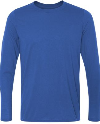 42400 Gildan Adult Core Performance Long-Sleeve T- ROYAL