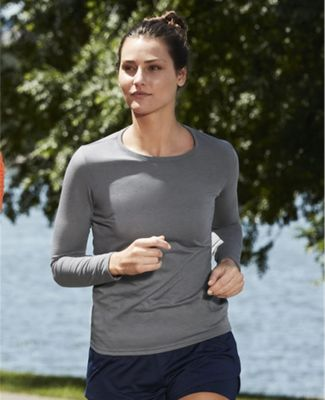42400L Gildan Ladies' Core Performance Long Sleeve T-Shirt Catalog