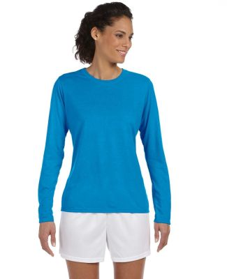 42400L Gildan Ladies' Core Performance Long Sleeve SAPPHIRE
