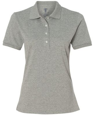 437W Jerzees Ladies' Jersey Polo with SpotShield Oxford