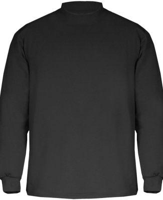 4755 Badger Long-Sleeve B-Hot Heavyweight Mock Catalog
