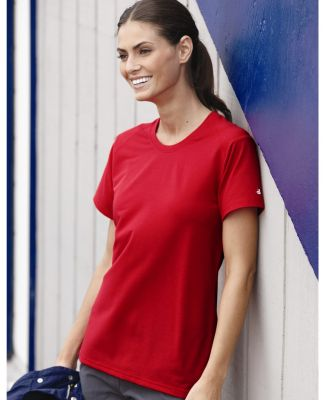 4860 Badger Ladies' B-Tech Tee Catalog
