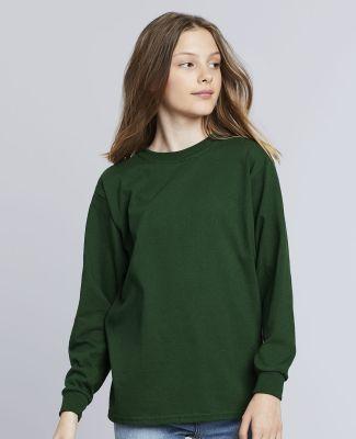 5400B Gildan Youth Heavy Cotton Long Sleeve T-Shirt Catalog