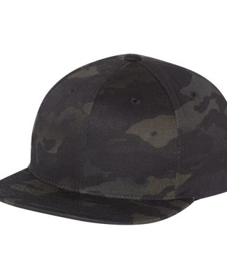 6089M Yupoong Classic Snapback Cap GREEN Under Bill Catalog