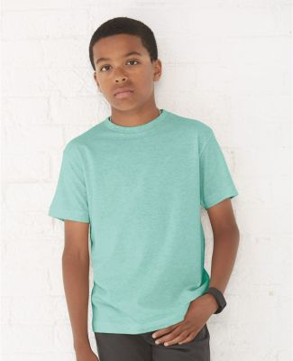 6101 LA T Youth Fine Jersey T-Shirt Catalog