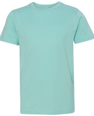 6101 LA T Youth Fine Jersey T-Shirt CARIBBEAN