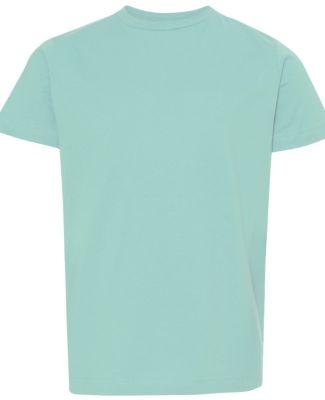 6101 LA T Youth Fine Jersey T-Shirt CHILL