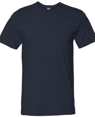 6901 LA T Adult Fine Jersey T-Shirt NAVY