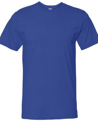 6901 LA T Adult Fine Jersey T-Shirt ROYAL