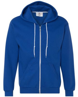 71600 Anvil Men's Fashion Full-Zip Hooded Sweatshi Royal