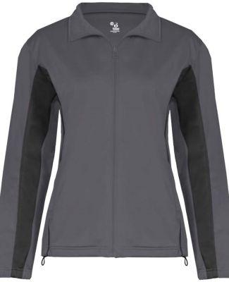 7903 Badger Ladies' Drive 100% Brushed Tricot Polyester Jacket Catalog