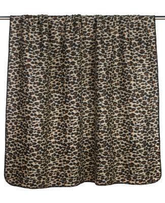 8483 UltraClub Leopard Print
