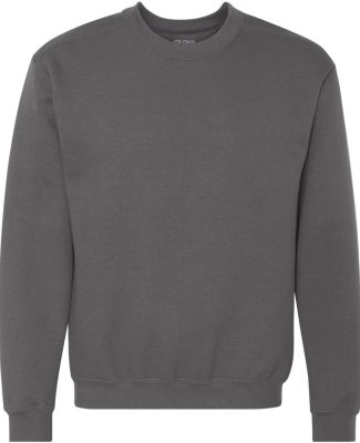 92000 Gildan Adult Premium Cotton Crew Neck Sweats CHARCOAL