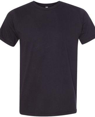B5000 Bayside Adult Jersey Cotton Tee Black
