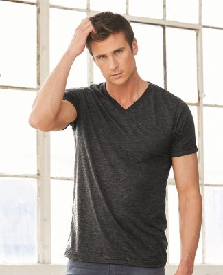 BELLA+CANVAS 3415 Men's Tri-blend V-Neck T-shirt Catalog