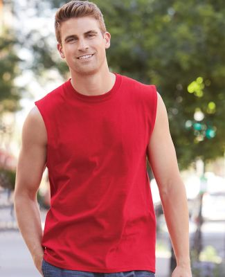 2700 Gildan Adult Ultra Cotton Sleeveless T-Shirt Catalog