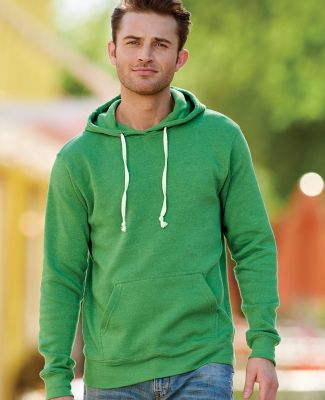 J8871 J-America Adult Tri-Blend Hooded Fleece Catalog