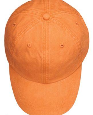 Adams KO101 Kids Optimum Dad Hat Tangerine