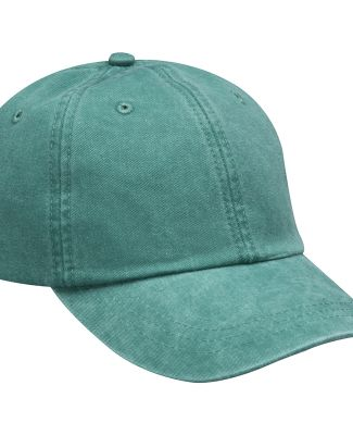 Adams LP101 Twill Optimum Dad Hat Aqua