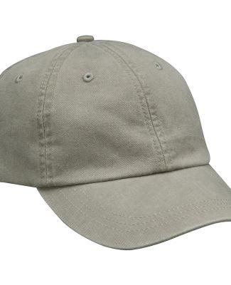 Adams LP101 Twill Optimum Dad Hat Stone