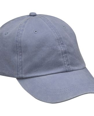 Adams LP101 Twill Optimum Dad Hat Periwinkle
