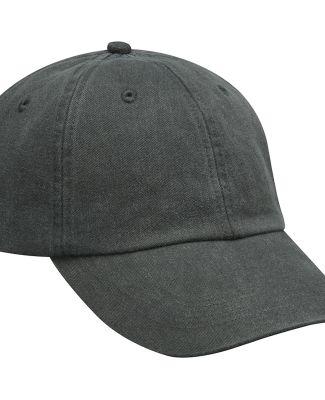 Adams LP101 Twill Optimum Dad Hat Charcoal