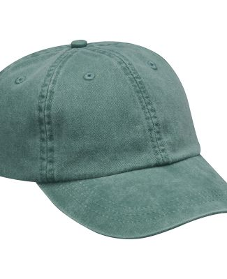 Adams LP101 Twill Optimum Dad Hat Forest