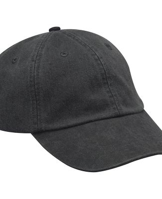 Adams LP101 Twill Optimum Dad Hat Black