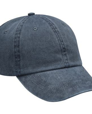 Adams LP101 Twill Optimum Dad Hat Navy