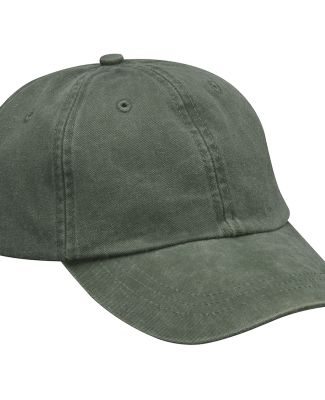 Adams LP101 Twill Optimum Dad Hat Spruce