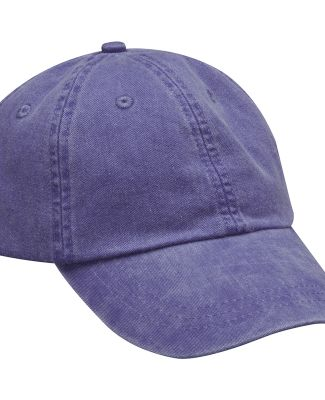 Adams LP101 Twill Optimum Dad Hat Purple