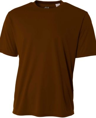 N3142 A4 Adult Cooling Performance Crew BROWN