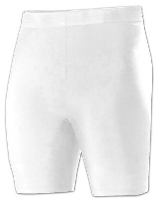 N5259 A4 Compression Short White