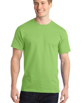 PC150 Port & Company Essential Ring Spun Cotton T- Lime