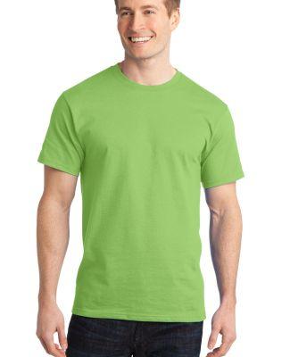 PC150 Port & Company Essential Ring Spun Cotton T- Lime