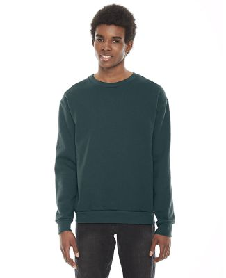 American Apparel F496 Unisex Fleece Drop Shoulder  Forest