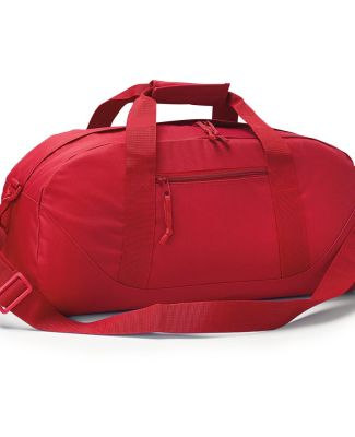 8806 Liberty Bags Large Recycled Polyester Square Duffel Bag Catalog