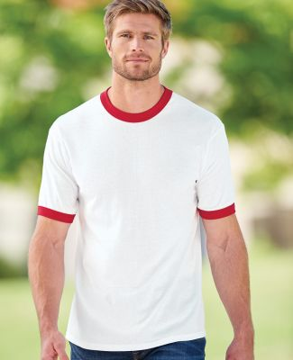 710 Augusta Sportswear Ringer T-Shirt Catalog