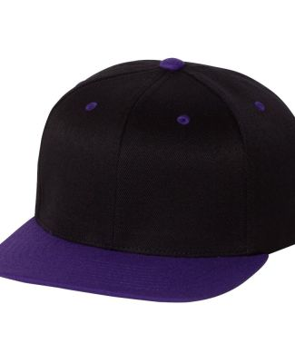 110F Flexfit Wool Blend Flat Bill Snapback Cap  Catalog
